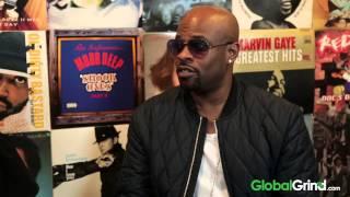 R&B Singer Case On Crazy '90s Era, Losing $10k To Joe, & New Album