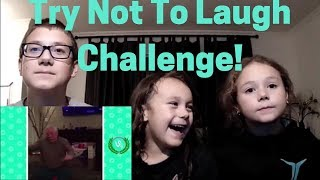 Try Not To Laugh Challenge (Re-Upload From Main Channel)