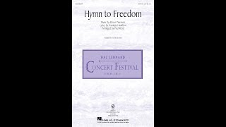 Hymn to Freedom - Arr. Paul Read