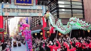横浜中華街 横浜媽祖祭2012