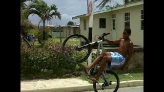 preview picture of video 'BARBADOS Raise it up town vs country'