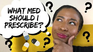Prescribing the right diabetic medications