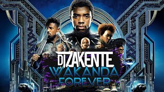 DJ Zakente   Wakanda Forever ( Music Video ) Afro House