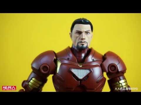 千值練 - Armorize IRON MAN 鋼鐵人,著裝盔甲 開箱