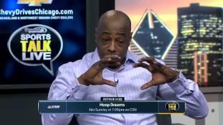SportsTalk Live: Arthur Agee previews Hoop Dreams