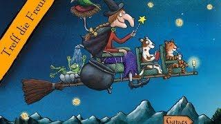 Für Hund und Katz ist auch noch Platz - Spiele App (Axel Scheffeler / Grüffelo)