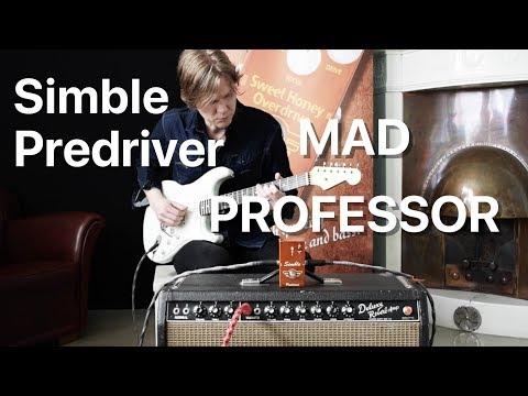 MAD PROFESSOR Simble Predriver Kytarový efekt