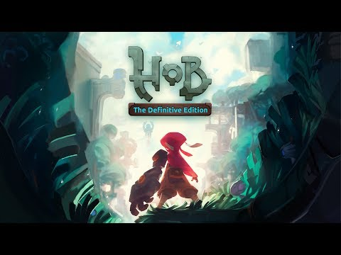 Hob: The Definitive Edition - Announce Trailer thumbnail