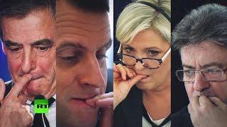 «Крутизна» кандидатов: чем запомнится предвыборная кампания во Франции 2017 года