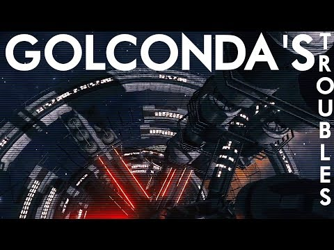 Elite Dangerous - Interstellar Initiative - The Golconda