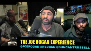 This clip is from JRE 179
