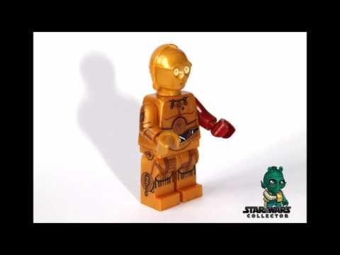 Vidéo LEGO Star Wars 5002948 : C-3PO (Polybag)