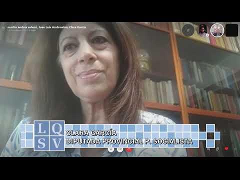 """""""Lo que se Viene"""" - Programa periodístico de Héctor Ruiz - Cablevideo (30-04-2020)"""