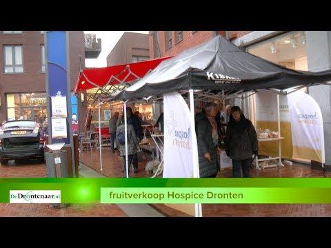 VIDEO | Hospice Dronten heeft een goede dag met de verkoop van appels en peren