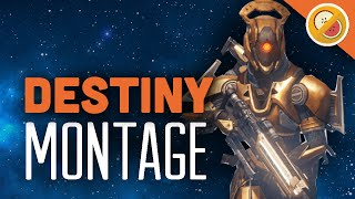 """I'm Sorry"" : Destiny Shoulder Charge Montage (Funny Gaming Moments)"
