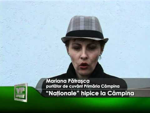 """""""Naţionale"""" hipice la Câmpina"""