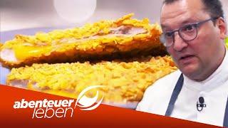 Crazy Schnitzel Varianten: Krasse Panaden und Füllungen zum Anbeißen | Abenteuer Leben | Kabel Eins