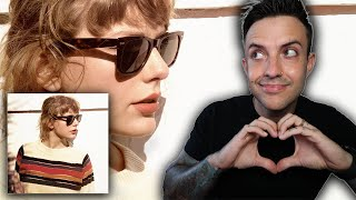 Taylor Swift - Wildest Dreams TAYLORS VERSION REACTION