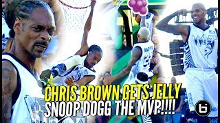snoop dogg amp chris brown shut s**t down! 2 chainz  lil dicky! hilarious commentary by mike rapaport
