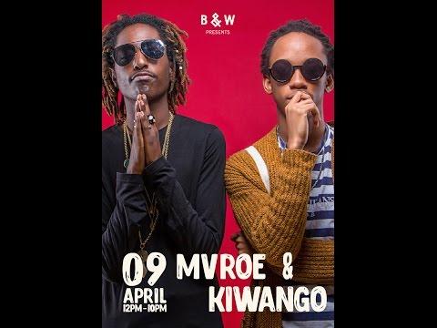 B+W Sessions: Mvroe + Kiwango | Love...