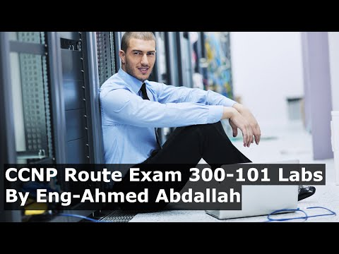 04-CCNP Route Exam 300-101 Labs (Policy Routing) By Eng ...
