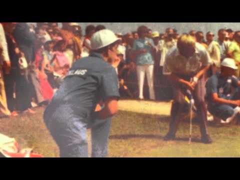 Mike Smith reflects on the 1971 Ryder Cup
