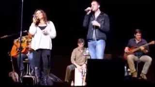 """Bring on the Rain"" | Jo Dee Messina & Jackson Michelson Duet"