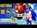 Gostoso Jogo Do Sonic Feito Por Fan Sonic Robo Blast 2