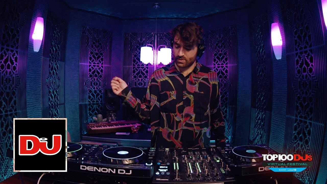 Oliver Heldens - Live @ Top 100 Djs Virtual Festival 2020