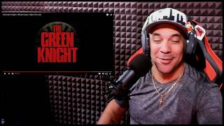 The Green Knight | Official Teaser Trailer REACTION