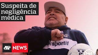 Médico de Maradona é acusado de homicídio culposo