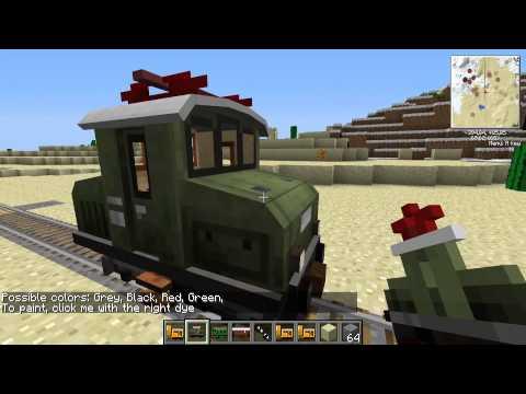Minecraft С модами - Вступление - Часть 1