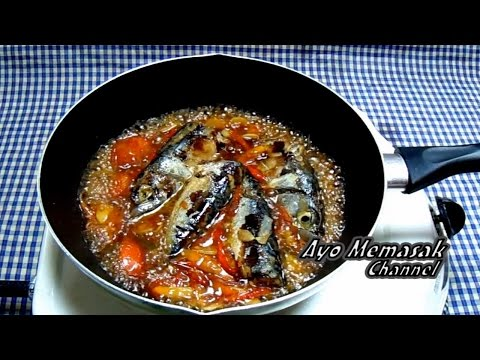 Video Resep dan Cara Memasak Ikan Tongkol Masak Kecap