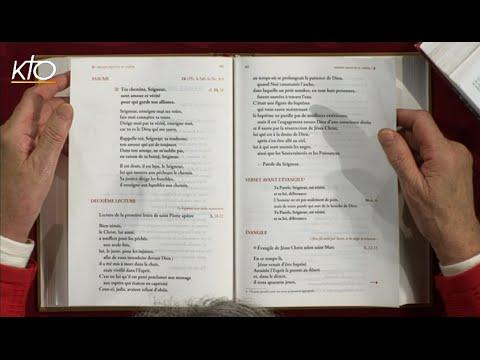 1er dimanche de Carême B - 2e lecture