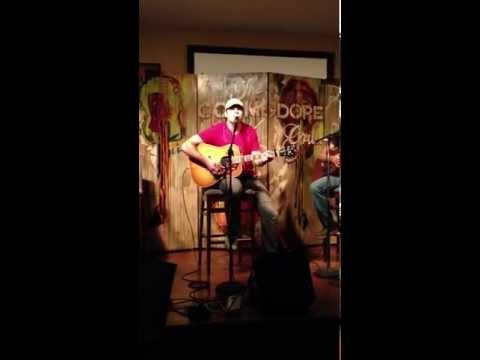 Sean Gorius singing an original called, Oh My My