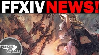 FFXIV Free Login Returns and More! | FF14 News Break - Самые