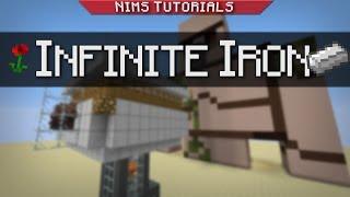 Minecraft: Tutorial | Simple Infinite Iron Golem Farm