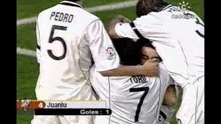 Albacete 2 - Atlético de Madrid 1. Temp. 01/02. Jor. 32.