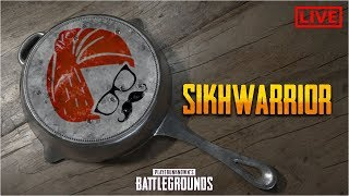 Sikhwarrior | Coffee & Chicken Dinner worthy combo ! ♦ PUBG INDIA LIVE