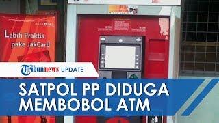 12 Satpol PP Diduga Bobol ATM Bank hingga Mencapai Rp32 Miliar