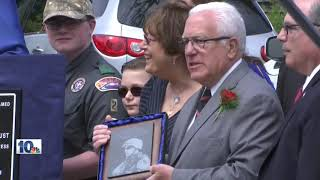 Post Office Is Renamed To Honor RI Army Captain Killed In Iraq