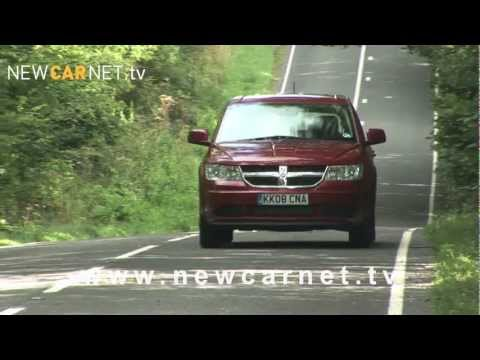 Dodge Journey video trailer