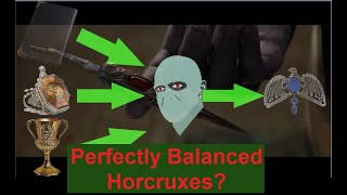 Are Voldemort's Horcruxes Perfectly Balanced