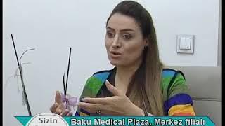 Sizin sehet 07 05 2018 Uzman Dr.Rəxşəndə Aslanova. Hamiləliyin 3cu həftəsi.