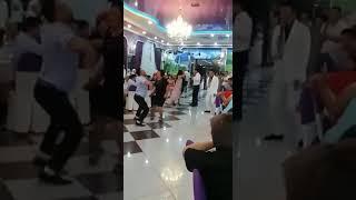 Кыргызы зажигает , танцы на той