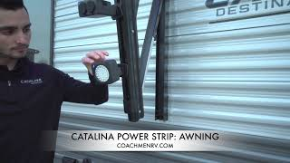 Catalina Feature Spotlight: Power Awning