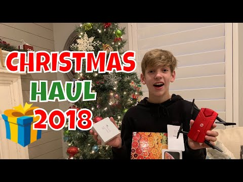 WHAT I GOT FOR CHRISTMAS 2018