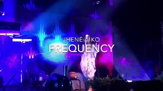 Jhené Aiko   Frequency Live Emotional Performance HD