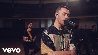 Sam Smith - Burning (Live)