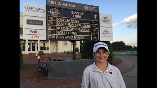 Will Lodge (13 Yr Old - Long Version) - 2017 US Kids Golf World Championship